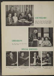 Page 12, 1960 Edition, Franklin High School - Key Yearbook (Rochester, NY) online yearbook collection