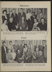 Page 15, 1960 Edition, Franklin High School - Key Yearbook (Rochester, NY) online yearbook collection