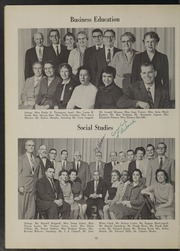 Page 16, 1960 Edition, Franklin High School - Key Yearbook (Rochester, NY) online yearbook collection