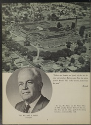 Page 8, 1960 Edition, Franklin High School - Key Yearbook (Rochester, NY) online yearbook collection