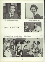 Page 16, 1966 Edition, Franklin High School - Key Yearbook (Rochester, NY) online yearbook collection