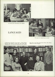 Page 24, 1966 Edition, Franklin High School - Key Yearbook (Rochester, NY) online yearbook collection