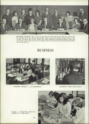 Page 28, 1966 Edition, Franklin High School - Key Yearbook (Rochester, NY) online yearbook collection