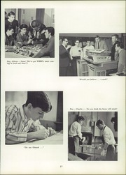 Page 31, 1966 Edition, Franklin High School - Key Yearbook (Rochester, NY) online yearbook collection