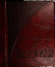 Page 1, 1945 Edition, Lancaster High School - Cayugan Yearbook (Lancaster, NY) online yearbook collection