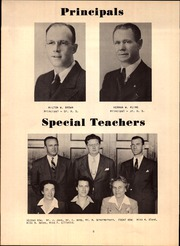 Page 12, 1945 Edition, Lancaster High School - Cayugan Yearbook (Lancaster, NY) online yearbook collection