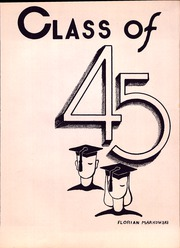 Page 15, 1945 Edition, Lancaster High School - Cayugan Yearbook (Lancaster, NY) online yearbook collection