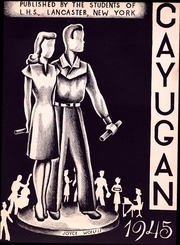Page 7, 1945 Edition, Lancaster High School - Cayugan Yearbook (Lancaster, NY) online yearbook collection
