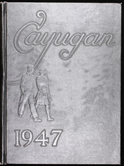 Page 1, 1947 Edition, Lancaster High School - Cayugan Yearbook (Lancaster, NY) online yearbook collection