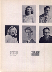 Page 14, 1947 Edition, Lancaster High School - Cayugan Yearbook (Lancaster, NY) online yearbook collection