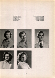 Page 15, 1947 Edition, Lancaster High School - Cayugan Yearbook (Lancaster, NY) online yearbook collection