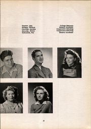 Page 17, 1947 Edition, Lancaster High School - Cayugan Yearbook (Lancaster, NY) online yearbook collection