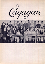Page 6, 1947 Edition, Lancaster High School - Cayugan Yearbook (Lancaster, NY) online yearbook collection