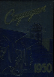 Page 1, 1950 Edition, Lancaster High School - Cayugan Yearbook (Lancaster, NY) online yearbook collection