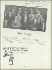 Page 11, 1950 Edition, Lancaster High School - Cayugan Yearbook (Lancaster, NY) online yearbook collection