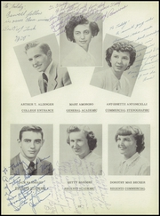 Page 14, 1950 Edition, Lancaster High School - Cayugan Yearbook (Lancaster, NY) online yearbook collection