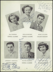 Page 16, 1950 Edition, Lancaster High School - Cayugan Yearbook (Lancaster, NY) online yearbook collection