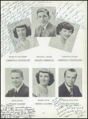 Page 17, 1950 Edition, Lancaster High School - Cayugan Yearbook (Lancaster, NY) online yearbook collection