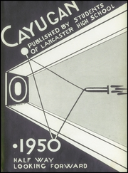 Page 7, 1950 Edition, Lancaster High School - Cayugan Yearbook (Lancaster, NY) online yearbook collection