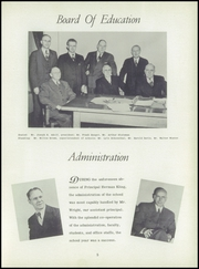 Page 9, 1950 Edition, Lancaster High School - Cayugan Yearbook (Lancaster, NY) online yearbook collection