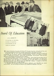 Page 11, 1952 Edition, Lancaster High School - Cayugan Yearbook (Lancaster, NY) online yearbook collection
