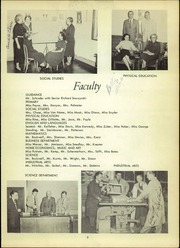 Page 13, 1952 Edition, Lancaster High School - Cayugan Yearbook (Lancaster, NY) online yearbook collection