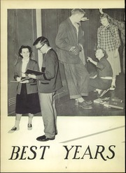 Page 6, 1952 Edition, Lancaster High School - Cayugan Yearbook (Lancaster, NY) online yearbook collection