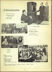 Page 9, 1952 Edition, Lancaster High School - Cayugan Yearbook (Lancaster, NY) online yearbook collection