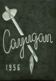 Page 1, 1956 Edition, Lancaster High School - Cayugan Yearbook (Lancaster, NY) online yearbook collection
