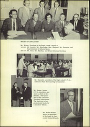 Page 10, 1956 Edition, Lancaster High School - Cayugan Yearbook (Lancaster, NY) online yearbook collection