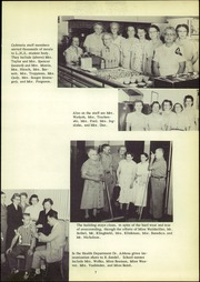 Page 11, 1956 Edition, Lancaster High School - Cayugan Yearbook (Lancaster, NY) online yearbook collection