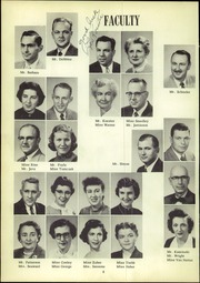 Page 12, 1956 Edition, Lancaster High School - Cayugan Yearbook (Lancaster, NY) online yearbook collection