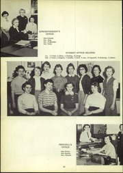 Page 14, 1956 Edition, Lancaster High School - Cayugan Yearbook (Lancaster, NY) online yearbook collection