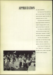 Page 16, 1956 Edition, Lancaster High School - Cayugan Yearbook (Lancaster, NY) online yearbook collection