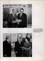 Page 15, 1965 Edition, Lancaster High School - Cayugan Yearbook (Lancaster, NY) online yearbook collection