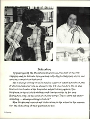 Page 8, 1976 Edition, Lancaster High School - Cayugan Yearbook (Lancaster, NY) online yearbook collection