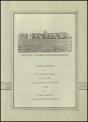 Page 7, 1940 Edition, Whitney Point High School - Maroon and Gold Yearbook (Whitney Point, NY) online yearbook collection