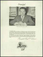 Page 10, 1951 Edition, Whitney Point High School - Maroon and Gold Yearbook (Whitney Point, NY) online yearbook collection