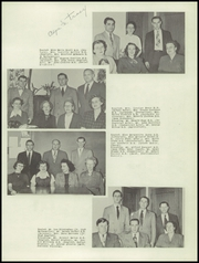 Page 13, 1951 Edition, Whitney Point High School - Maroon and Gold Yearbook (Whitney Point, NY) online yearbook collection