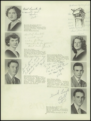 Page 16, 1951 Edition, Whitney Point High School - Maroon and Gold Yearbook (Whitney Point, NY) online yearbook collection