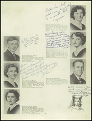 Page 17, 1951 Edition, Whitney Point High School - Maroon and Gold Yearbook (Whitney Point, NY) online yearbook collection