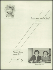Page 6, 1951 Edition, Whitney Point High School - Maroon and Gold Yearbook (Whitney Point, NY) online yearbook collection