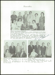 Page 14, 1959 Edition, Whitney Point High School - Maroon and Gold Yearbook (Whitney Point, NY) online yearbook collection