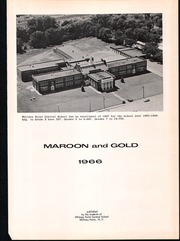 Page 5, 1966 Edition, Whitney Point High School - Maroon and Gold Yearbook (Whitney Point, NY) online yearbook collection