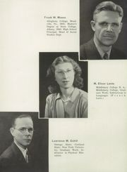 Page 16, 1946 Edition, Saugerties High School - Sawyer Yearbook (Saugerties, NY) online yearbook collection