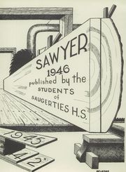 Page 5, 1946 Edition, Saugerties High School - Sawyer Yearbook (Saugerties, NY) online yearbook collection