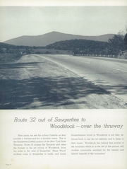 Page 12, 1954 Edition, Saugerties High School - Sawyer Yearbook (Saugerties, NY) online yearbook collection