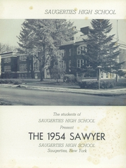 Page 5, 1954 Edition, Saugerties High School - Sawyer Yearbook (Saugerties, NY) online yearbook collection
