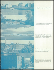Page 10, 1957 Edition, Saugerties High School - Sawyer Yearbook (Saugerties, NY) online yearbook collection