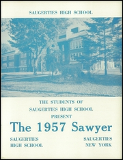 Page 5, 1957 Edition, Saugerties High School - Sawyer Yearbook (Saugerties, NY) online yearbook collection